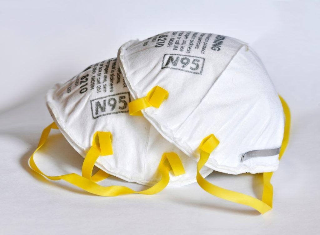 N95 respirator masks for sale