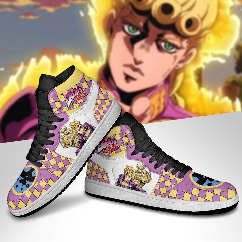 Jojo's Bizarre Adventure Shoes